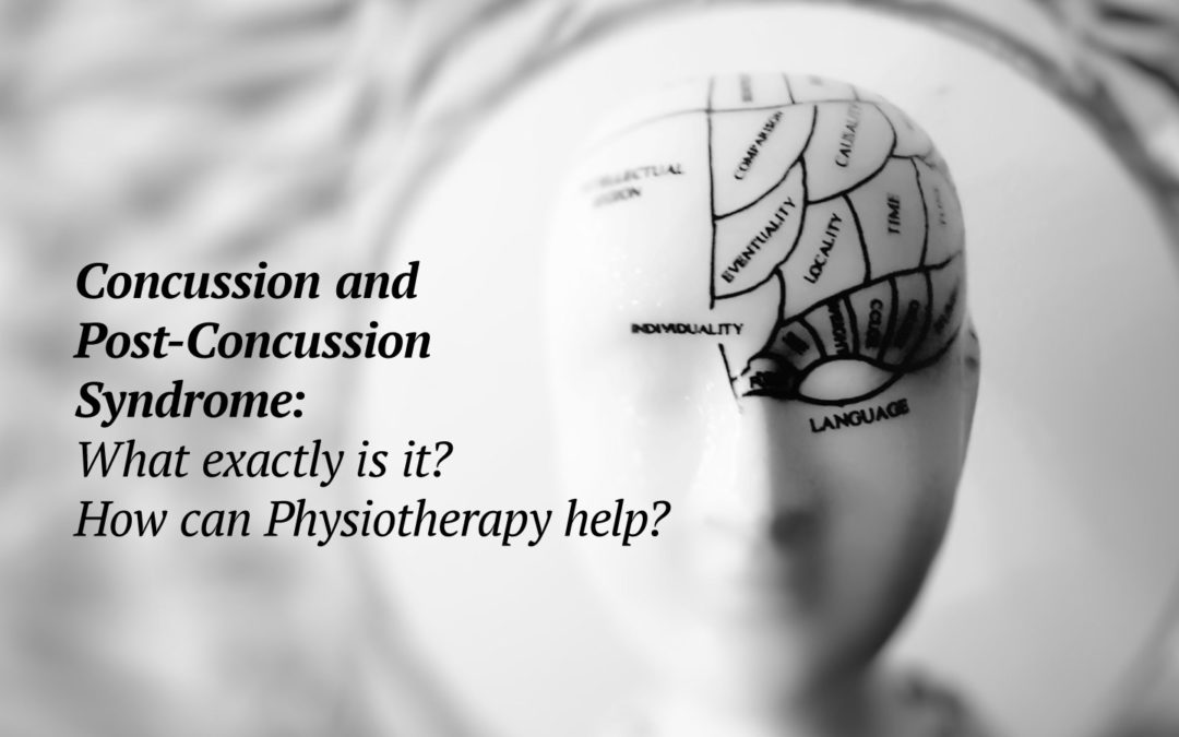 Concussion and Post-Concussion Syndrome: What exactly is it? How can Physiotherapy help?