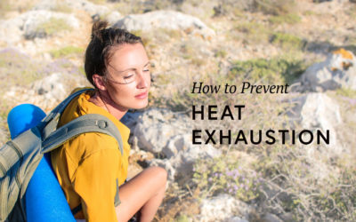 How to Prevent Heat Exhaustion